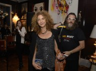 brigitte segura and angus smythe Laura Michelle Kicks Off NYFW With Performance at the Norwood