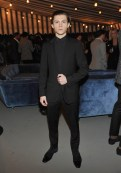 GQ and Dior Homme Host a Private Dinner in Celebration of the 2016 TOM HOLLAND GQ Men of The Year party