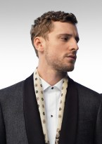 canali coat and scarf fashiondailymag