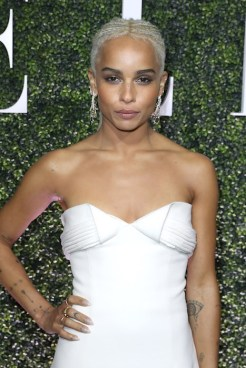zoe kravitz 4 ELLE's Annual Women In Television Celebration 2017