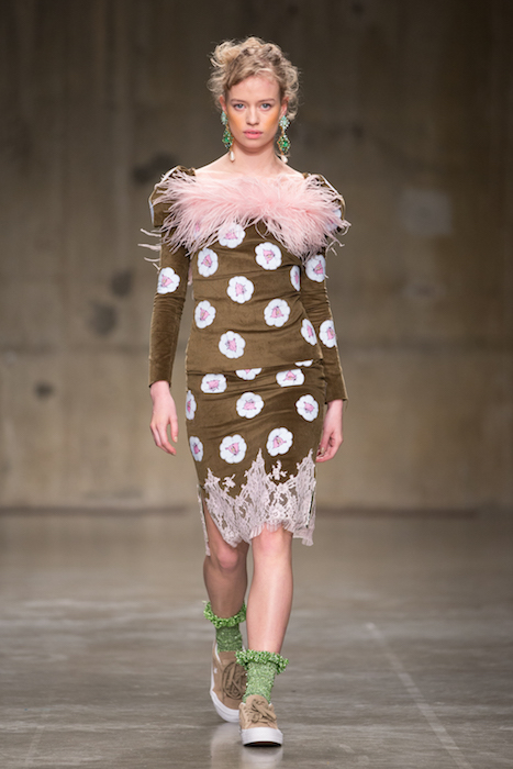 MIMI WADE fashion east fw17 LFW FashionDailyMag 1154