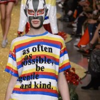 RAINBOW good vibes AshishUK fw17