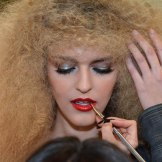 Backstage - MICHAEL COSTELLO FW17 FashionDailyMag 2.9.17 - photo by Andrew Werner, AHW_7786