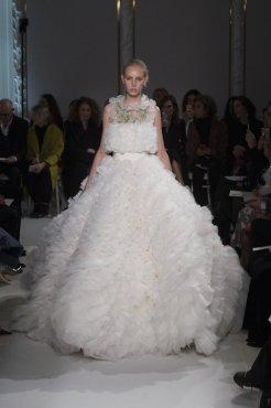 GIAMBATTISTA VALLI ss17 haute couture FWP FashionDailyMag 1-4