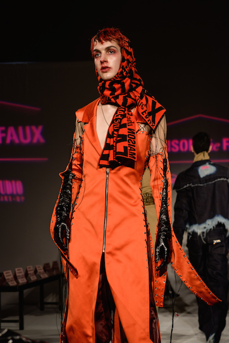 Maison The Faux FW17 Fashiondailymag PT-78