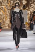 ACNE STUDIOS FW17 PFW FASHIONDAILYMAG leather