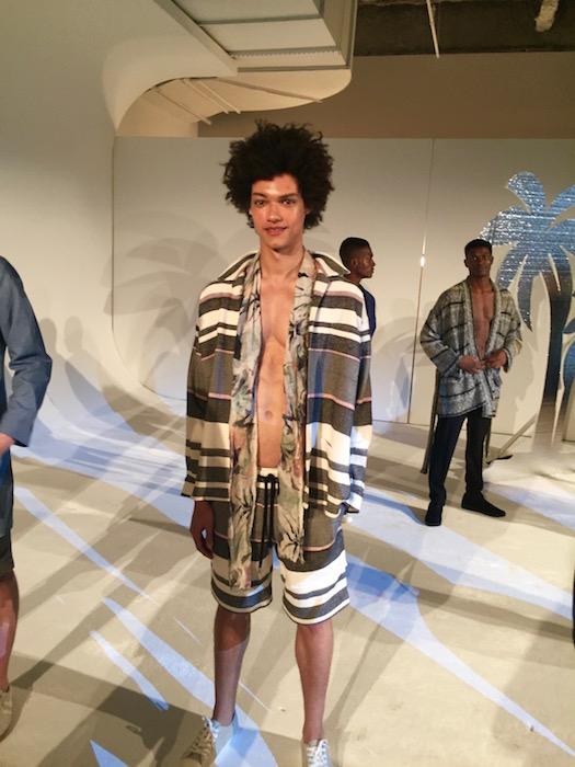 KRAMMER & STOUDT NEW YORK MENS DAY NYFWM BRIGITTE SEGURA Fashiondailymag _5664