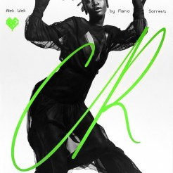 Alek Wek by Mario Sorrenti CR Fashion Book 11