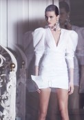 ALEXANDRE VAUTHIER SS18 PARIS FASHION WEEK fashiondailymag 17
