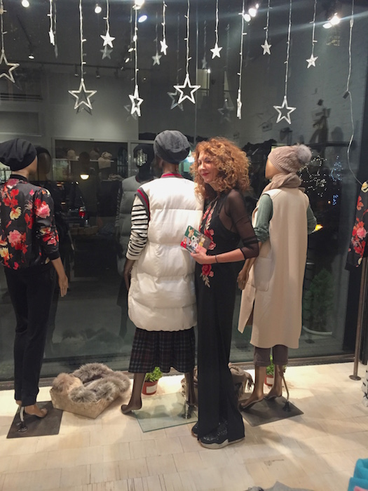 brigitte segura OKNO HOLIDAY FashionDailyMag