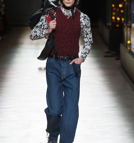 DIOR HOMME WINTER 18-19 BY PATRICE STABLE_look20