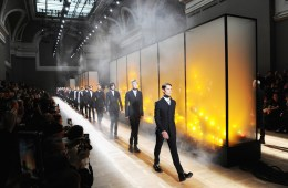 FOREVER YOUNG: DIOR HOMME FW 1819