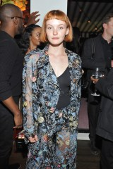 LOS ANGELES, CA - JANUARY 04: Kacy Hill attends W Magazine's Celebration of its 'Best Performances' Portfolio and the Golden Globes with Audi, Dior, and Dom Perignon at Chateau Marmont on January 4, 2018 in Los Angeles, California. (Photo by Donato Sardella/Getty Images for W Magazine)