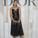 CHANTILLY, FRANCE - MAY 25: Alexandra Shipp poses at a photocall during Christian Dior Couture S/S19 Cruise Collection on May 25, 2018 in Chantilly, France. (Photo by Pascal Le Segretain/Getty Images For Christian Dior) *** Local Caption *** Alexandra Shipp