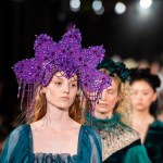 YANINA COUTURE decorative drama