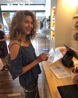 IMG_8462 SUMMER BEAUTY ST IVES POPUP by brigitte segura @fashiondailymag