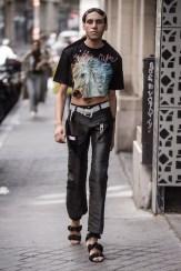 LOOK02 NEITH NYER PARIS FASHION WEEK SS19 Fashiondailymag bleumode