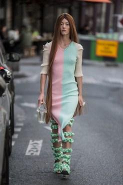 LOOK12 NEITH NYER PARIS FASHION WEEK SS19 Fashiondailymag bleumode