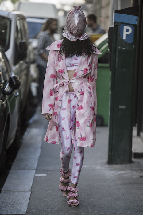 LOOK22 NEITH NYER PARIS FASHION WEEK SS19 Fashiondailymag bleumode