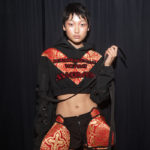 BACKSTAGE STORIES: haute poses at NAMILIA