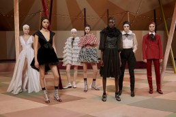 DIOR_HAUTE_COUTURE_SPRING-SUMMER2019_GROUPSHOT_©Estelle Hanania for Dior fashiondailymag