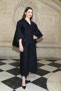 Christian Dior PHOTOCALL COUTURE SS19 PARIS fashion daily mag felicity jones