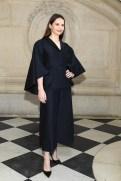 Christian Dior PHOTOCALL COUTURE SS19 PARIS fashion daily mag felicity jones