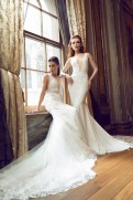 ADAM ZOHAR SS 2020 BRIDAL fashion daily mag