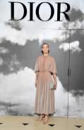 DIOR COUTURE fall 2019 people FashionDailyMag brigitte segura curator 13