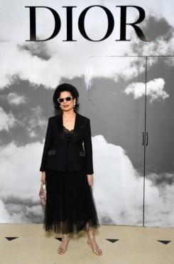 DIOR COUTURE fall 2019 people FashionDailyMag brigitte segura curator 3