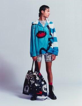 London Fashion Week Mens Spring Summer 2020 - Charles Jeffrey Loverboy ph thurstan redding FashionDailyMag 23