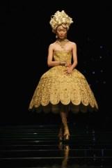 GuoPeiXSotheby's , 'Xiao Jin' dress FashionDailyMag fashion brigitteseguracurator