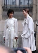 LEMAIRE PFW SS20 FashionDailyMag Brigitte Segura ph Tobias Bui WHITE FASHION