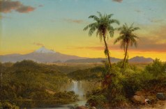 10151, Frederic Edwin Church, South American LandscapeSOTHEBYS NOV 2019 ph sothebys FashionDailyMag fashion brigitteseguracurator