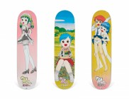 SUPREME SKATEBOARD LIMITED EDITION CHRISTIES AUCTION // FASHIONDAILYMAG brigitteseguracurator 4