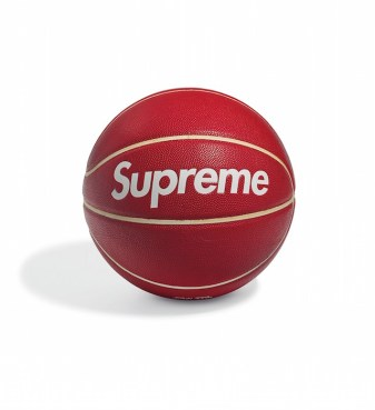 A SPALDING BASKETBALL SUPREME OBJECTS handbags x hype christies FashionDailyMag fashion brigitteseguracurator