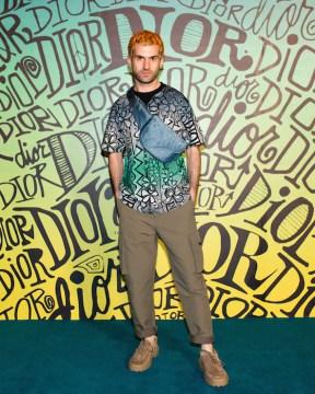 A Track - DIOR MEN FALL 2020: RUNWAY SHOW fashiondailymag
