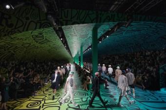 DIOR MEN'S FALL 2020 COLLECTION MIAMI FINALE BY KRIS TAMBURELLO fashiondailymag brigitteseguracurator