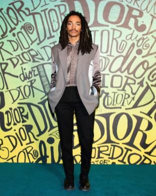 lukas sabbat DIOR MEN FALL 2020: RUNWAY SHOW fashiondailymag