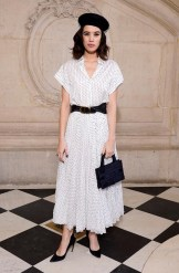DIOR HAUTE COUTURE SS20 CELEBRITIES PARIS COUTURE FASHION WEEK FASHIONDAILYMAG BRIGITTESEGURACURATOR 19
