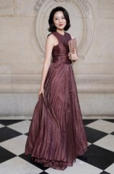 DIOR HAUTE COUTURE SS20 CELEBRITIES PARIS COUTURE FASHION WEEK FASHIONDAILYMAG BRIGITTESEGURACURATOR 33