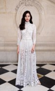 DIOR HAUTE COUTURE SS20 CELEBRITIES PARIS COUTURE FASHION WEEK FASHIONDAILYMAG BRIGITTESEGURACURATOR 9