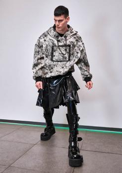 Yezael Mechanicalcore Lookbook fall 2020 FashionDailyMag brigitteseguracurator 2 2