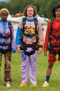 KidSuper_SS22_003 Jerico (Skydiving)PARIS MENS FASHION SS22 brigitteseguracurator FashionDailyMag