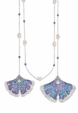 Lot 101_Carnett Diamond and Multi-Gem Lariat Necklace MAGNIFICENT JEWELS CHRISTIES 2021 brigitteseguracurator fashion daily mag