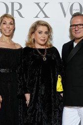catherine deneuve Cannes Couture and Fashion Dior Fashion Daily Mag brigitteseguracurator