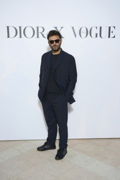 pio marmai Cannes Couture and Fashion Dior Fashion Daily Mag brigitteseguracurator