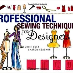 Sewing For Fashion Designers Fashion Design Books