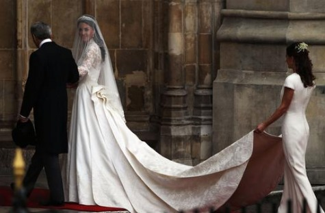 Catherine Middleton - Royal Wedding - Prince William