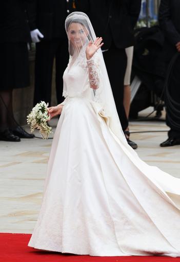 Catherine Middleton - Royal Wedding